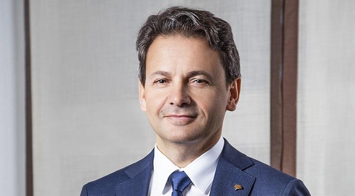 David Collas directeur general Mandarin Oriental Genève